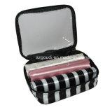 Saco de nylon do arti'culo de tocador da embalagem à mão do curso com sapatas, saco da lavanderia e saco do cosmético