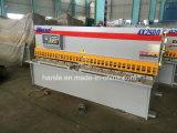Harsle 최신 판매: QC12k 시리즈 디지털 표시 장치 유압 그네 광속 Sheaing 기계