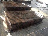 Aurolaのヨーロッパかロシア語または米国式の花こう岩または大理石の墓碑はとのカスタム設計する