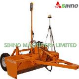 Niveleur de cordon de laser de traction/classeur agricoles de moteur