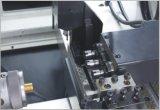 4つの軸線CNCの旋盤の一団のタイプCNCの旋盤の穴Dia.最大42のmm