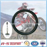 Tubo interno 3.50-16 de la motocicleta natural de la alta calidad