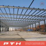 Camera modulare prefabbricata della struttura d'acciaio di disegno