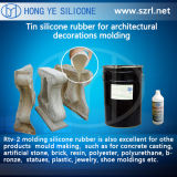 Wie Make Plaster Cornice Mould durch Liquid Silicone Rubber