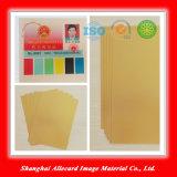Material de oro de la tarjeta del PVC de la inyección de tinta para la impresora de Epson L800