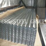 Folha de metal ondulada/folhas galvanizadas da telhadura do ferro