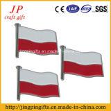 A qualidade feita sob encomenda de Hight fêz a fábrica do emblema da bandeira