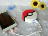 Hot Products 2016 Cartoon 8000mAh Pokémon 3D Pokémon Go Power Bank