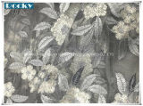 Tessuto del merletto degli accessori del merletto del fiore di modo per il vestito dalle signore