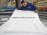 Panneau en plastique de HANCHES de produits pour la construction, panneau de porte