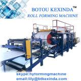 自動EPSおよび機械を形作る岩綿サンドイッチパネルロール