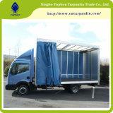 トラックカバーのための工場価格のPVCによって塗られるファブリック