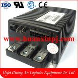 Controlador de alta velocidad de la velocidad del motor de Curtis 36V de la alta calidad para los carros de golf 1266A-5201