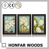 Dekorativer Kunst-Farbanstrich-Rahmen für Wohnzimmer