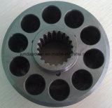 Mini peças sobresselentes da bomba hidráulica da máquina escavadora SWE80 (PSVD2-27)