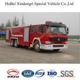 пожарная машина Euro3 пены 16ton Sinotruk