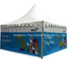 шатёр Pagoda 10X10m большое алюминиевое для напольного