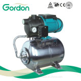 Kupferner Draht-selbstansaugende Edelstahl-Strahlen-Wasser-Pumpe mit Becken 24L