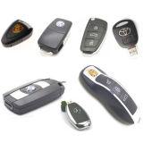 Оптовая творческая имитация 256GB личности привода BMW/Benz/Audi вспышки USB ключа автомобиля