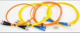 Het DuplexKoord van het Flard van de Vezel FC/LC Sm Optische