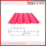 Forti strati ondulati del tetto dello zinco di Baoshi Customed