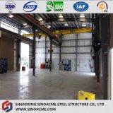 Industrieller struktureller Stahlaufbau/Gebäude/verschüttet für Afrika