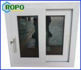 Vetro tinto lastra di vetro triplice d'acciaio di plastica Windows scorrevole del PVC per la casa