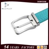 人のための高品質Pinのバックルの大蛇の革ベルト