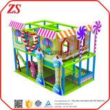 子供のためのキャンデーの主題キャンデーの主題の屋内運動場の屋内柔らかい演劇