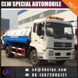 Caminhão de entrega do camião da água do caminhão do saneamento da água de Dongfeng 8mt 10mt