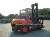 7000kg Carretilla Diesel con motor 6BG1
