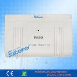 Excelltel PBX-telefoonsysteem Cp1696 intercom systeem 16 Co 96 Line Extensions