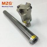 CNC 선반 기계 Mfl 탄화물에 의하여 조여지는 맷돌로 가는 끝 선반