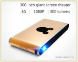 репроектор DLP 3D Android миниый с карманным размером WiFi Bluetooth (MP2016)