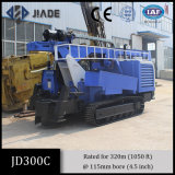 Буровые установки глубины Jd300c 300m установленные Crawler геотермические с кабиной