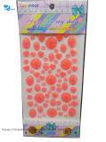 Подгонянный слипчивый акриловый стикер диаманта (TS-Светящий помеец)