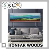 Attraktiver dekorativer Landschaftsfarbanstrich für Hauptdekoration