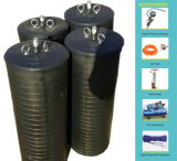 Taquet pneumatique de pipe avec la déviation pour l'essai fermé d'air