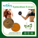 100% Extracto de Hearbal Natural Extracto de Epimedium Icariin Powder