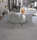 Qualitäts-künstlicher Quarz-weißer Farben-KücheCountertop für Verkauf