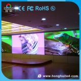 호텔 광고를 위한 P3.91 P4.81 실내 디지털 발광 다이오드 표시