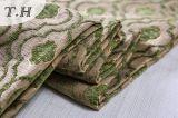 Tissu 1005 de Chenille de polyester de vente en gros (FTH32118)