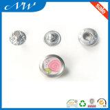 Изготовленный на заказ кнопка кнопки металла способа с высоким качеством