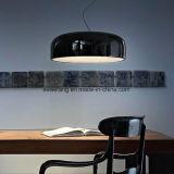 Lâmpada de suspensão simples moderna do pendente do restaurante de alumínio da fonte de Zhongshan