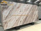 Fornecedor chinês experiente de telhas de mármore naturais, laje de mármore