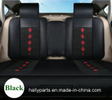 3D形の4季節のLeatherette赤いカー・シートのクッションの使用
