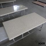 現代ホーム家具の正方形の水晶石造りのダイニングテーブル