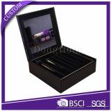 Encargo profesional destacado Perfume de gama alta caja de madera