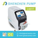 中国製ステップ・モータを搭載するShenchenの蠕動性ポンプ