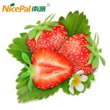 신선한 딸기에서 신선한 딸기 과일 주스 분말 추출